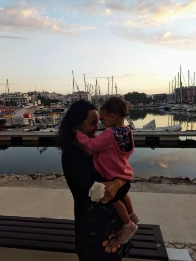 Marina de Lagos, um lindo por do sol e o meu grande amor.