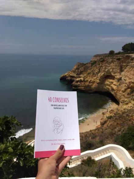 Meu livro no Paraíso